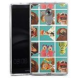 DeinDesign Coque en Silicone Compatible avec Huawei Mate 8 Étui Silicone Coque Souple Muppets...