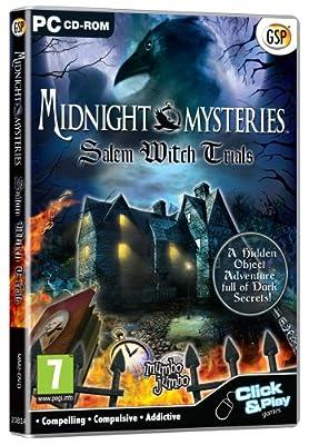 Midnight Mysteries: Salem Witch Trials (PC CD)