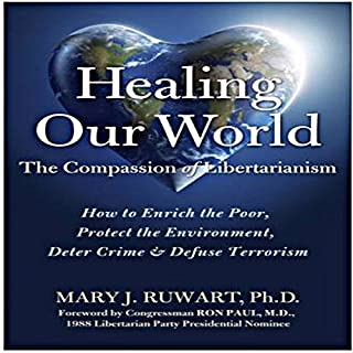 Healing Our World audiobook cover art