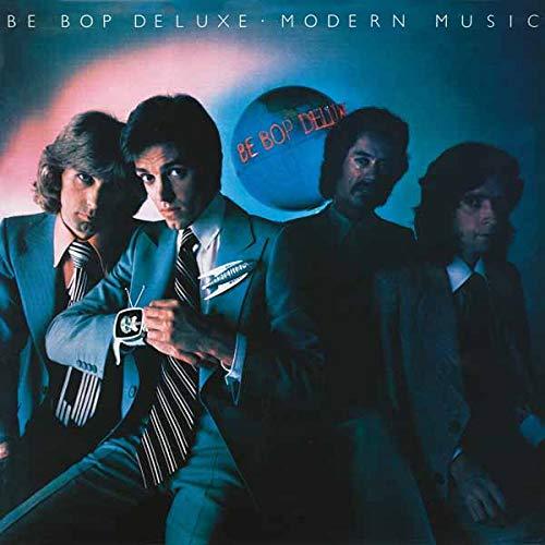 MODERN MUSIC: 4CD / 1DVD DELUXE BOXSET EDITION