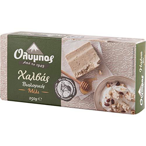 Greek Halva Organic With Honey 250g (8.8 oz)