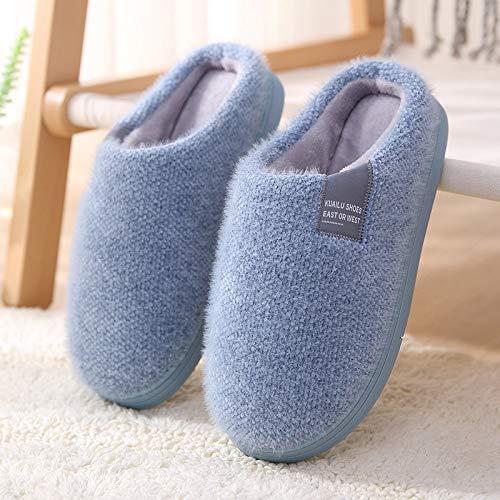Zapatillas De Casa para Mujer,El Otoño Y El Invierno Cá