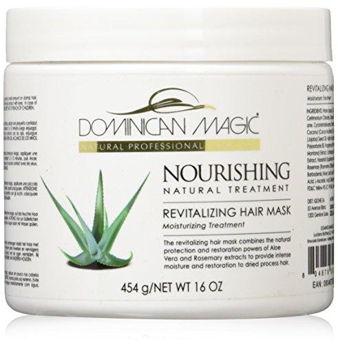 Dominican Magic Revitalizing Hair Mask, 16 Oz, 16 Ounces