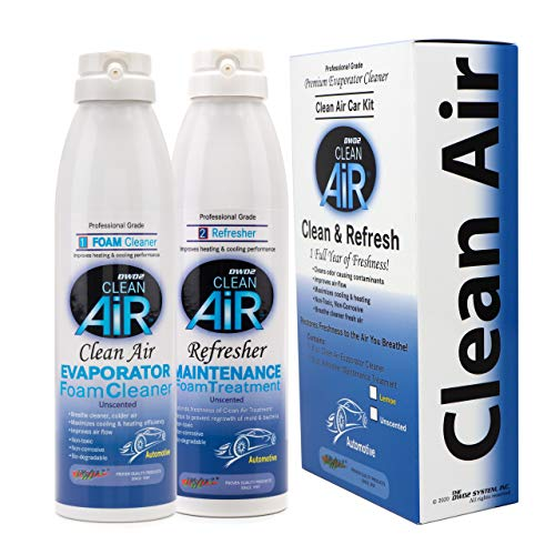 DWD2 Clean AIR Premium AC Evaporator Coil Cleaner