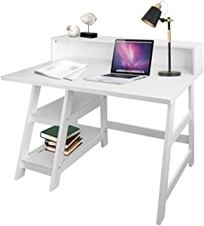 Best white computer desk with file drawer Reviews