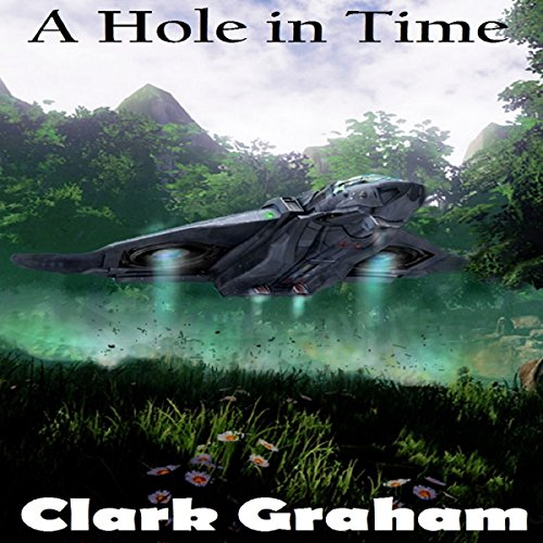 A Hole in Time audiobook cover art