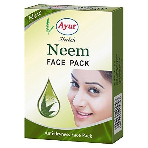Ayur Neem Face Pack 100gm Pack of 3