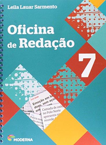 Oficina de Redação. 7º Ano - 6 Série (+ Caderno de Redação)