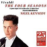 Vivaldi: The Four Seasons [25th Anniversary Edition CD & DVD]