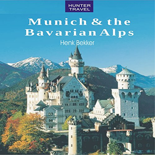 Munich & the Bavarian Alps audiobook cover art