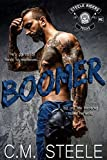 Boomer (A Steele Riders MC Book 1)