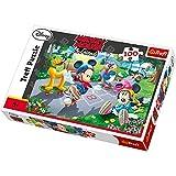 TREFL, Disney, Mickey Mouse y Sus Amigos: los Patines - 100 Piezas Jigsaw Puzzle