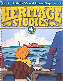 Heritage Studies 4 Activity Manual Answer Key