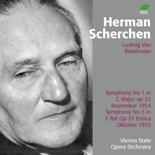 Vienna State Opera Orchestra, Hermann Scherchen