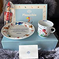 リチャード ジノリ ピノキオ カップデザートプレート ピノキオの人形セット