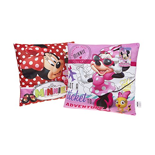 Cushion Disney Junior Minnie Mouse Soft Design Random