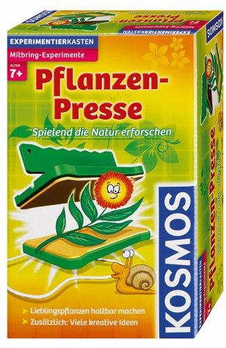 KOSMOS PFLANZEN-PRESSE