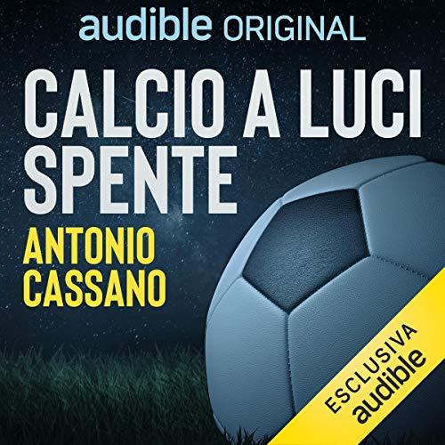 Antonio Cassano copertina