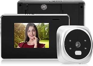 𝐍𝐞𝒘 𝐘𝐞𝐚𝐫𝐬 𝐆𝐢𝐟𝐭𝐬TFT LCD Display Video Doorbell Kit, Multi‑Functional 2.8 inch Video Camera Doorbell, Smart Apa...