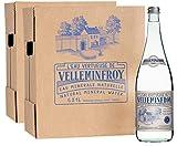 Velleminfroy Eau Minérale Naturelle Plate Bouteille En Verre Vintage 2 Cartons 6 x 1 L