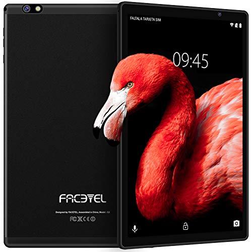 Facetel Q3 Pro 10 inch Tablet