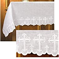 R.J. Toomey Scallop Edged Altar Frontal