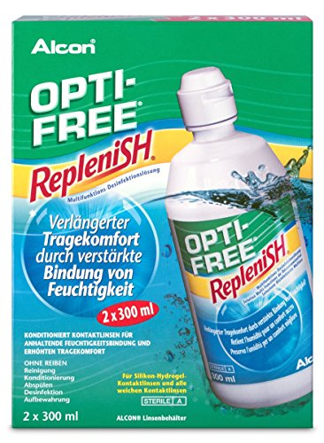 Alcon -  Opti Free Replenish