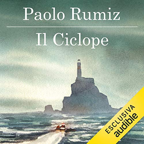 Il ciclope audiobook cover art