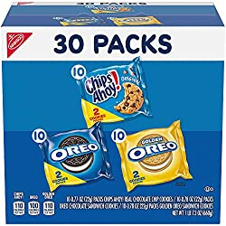 Nabisco Sweet Treats Cookie Variety Pack Oreo