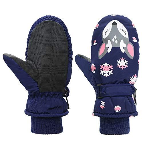 Kids Winter Gloves Toddler Mittens for Ski Boys Snow Girls...