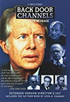 Back Door Channel: 1979 Camp David Peace [DVD] [Import]