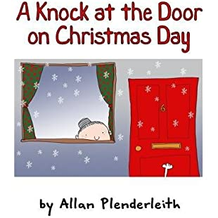 A Knock at the Door on Christmas Day:Porcelanatoliquido3d
