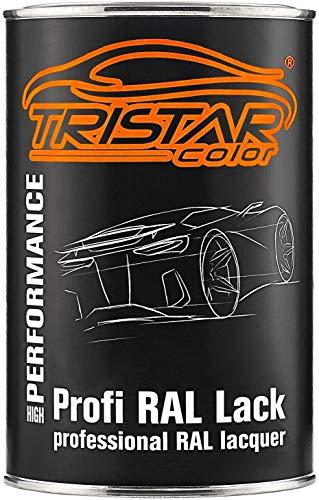 TRISTARcolor RAL 6003 Olivgrün matt 2K Autolack 1,5 Liter / 1500 ml Dose inkl. Härter