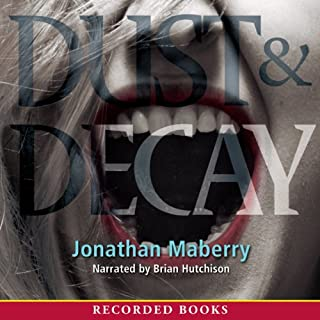 Page de couverture de Dust and Decay