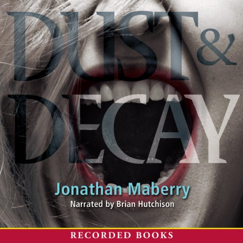 Dust and Decay audiobook cover art
