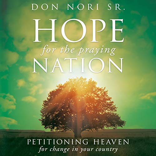 Hope for the Praying Nation cover art