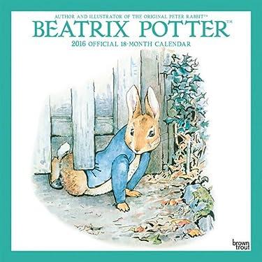 Beatrix Potter - 2016 Calendar 12 x 12in