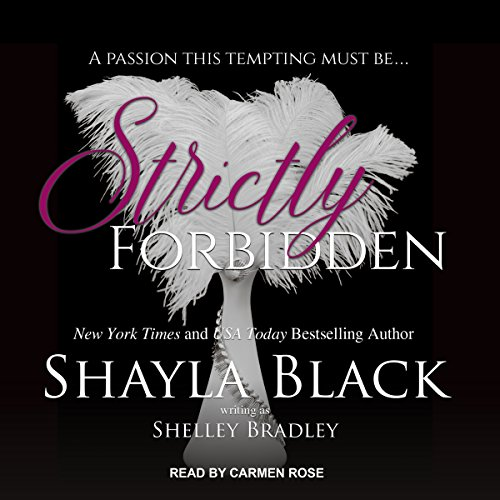Strictly Forbidden audiobook cover art
