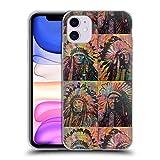 Head Case Designs Licenciado Oficialmente Dean Russo Cuadrante de Jefes Cultura Pop Carcasa de Gel de Silicona Compatible con Apple iPhone 11