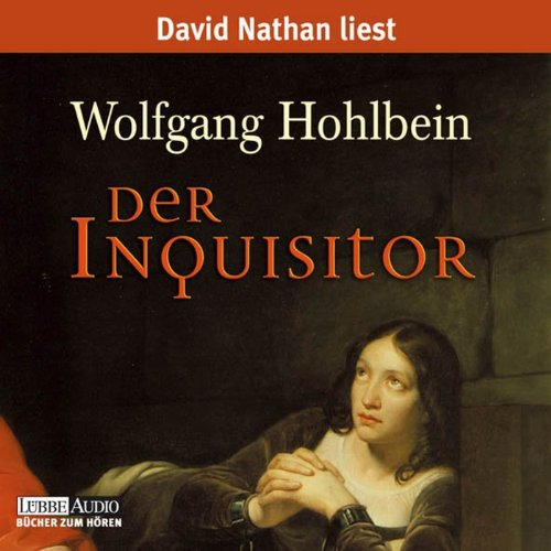 Der Inquisitor audiobook cover art