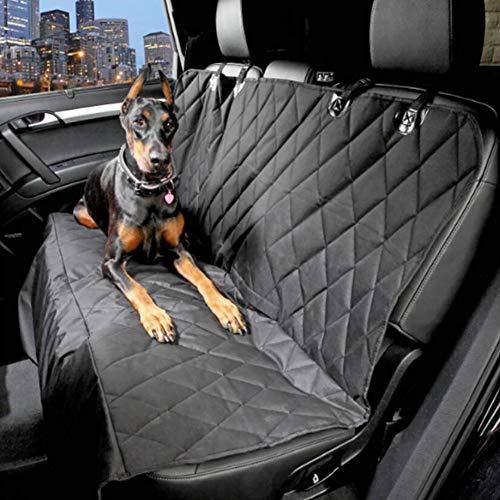 Ultra Huisdier Stoelhoes, Hangmat Stijl Waterdichte Hond Auto Stoelhoes, voor Vrachtwagens, SUV, Familie Van, Sedan, 56 * 60 inch