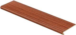 Gunstock Oak 47 in. Length x 12-1/8 in. Depth x 1-11/16 in. Height Laminate