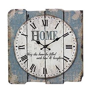 51Hufd7RSCS._SS300_ Coastal Wall Clocks & Beach Wall Clocks