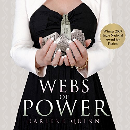 Webs of Power audiobook cover art