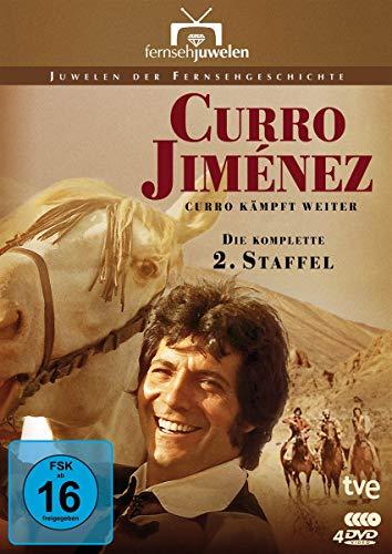 Curro Jimenez: Curro kämpft weiter (4 DVDs)