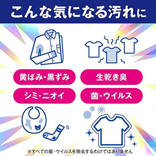 ブライトSTRONG極パウダー酸素系・粉末タイプ衣類用漂白剤本体570g