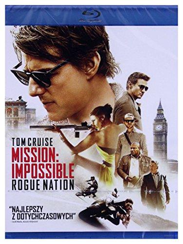 Mission: Impossible 5 [Region B] (IMPORT) (Keine deutsche Version)