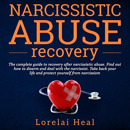 Narcissistic Abuse Recovery audiobook cover art