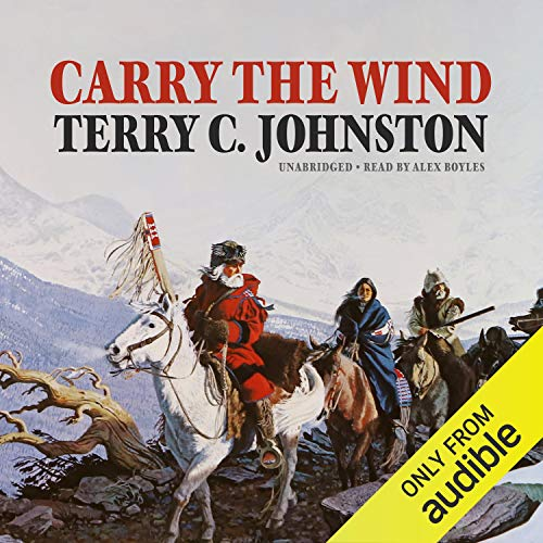 Carry the Wind cover art