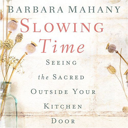 Slowing Time audiobook cover art